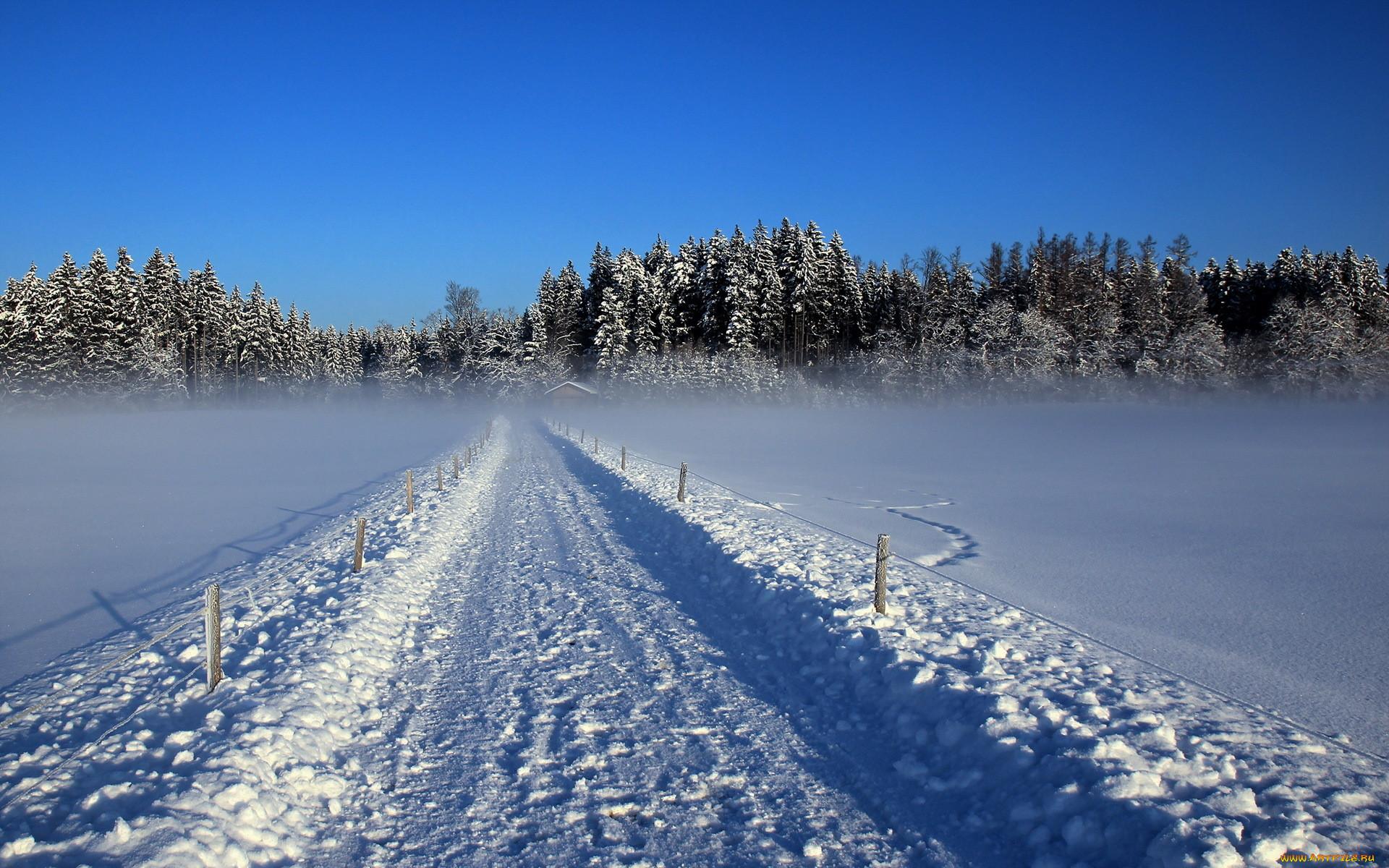 красноярске улице фото на рабочий стол зима дорога бытует мнение